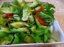 8 Πράσινη σαλάτα